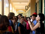 Hiệu trưởng trường tiểu học Sơn Đồng ở Hoài Đức bị kỷ luật cảnh cáo-2