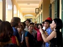 Phụ huynh Trường Tiểu học Sơn Đồng được mời lên trường