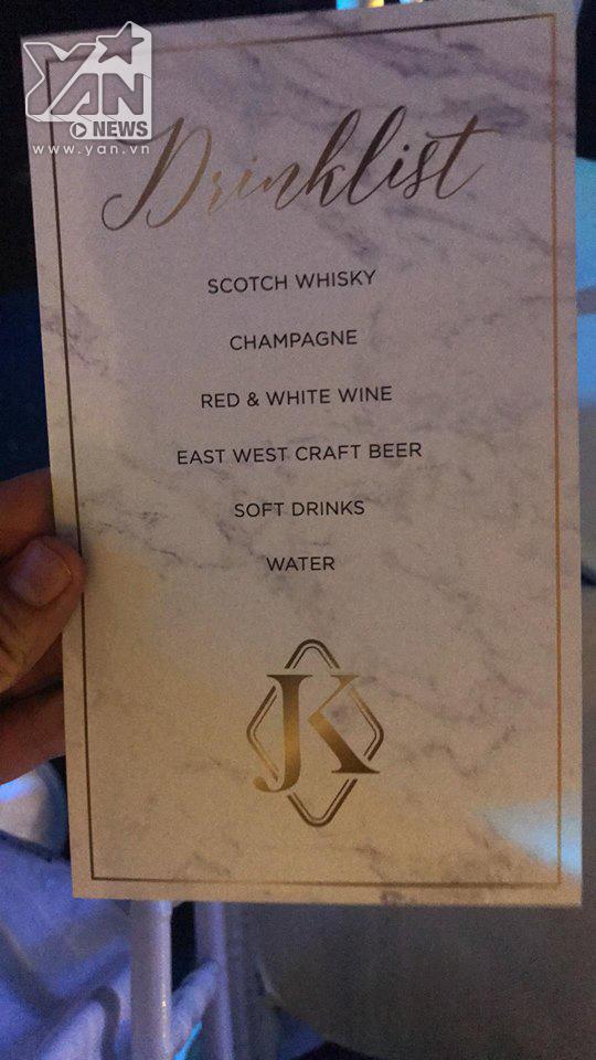 Đãi tiệc ở khách sạn 5 sao, thực đơn đám cưới của Lan Khuê và ông xã có gì đặc biệt?-4
