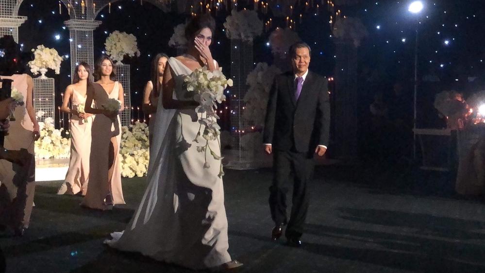 Đãi tiệc ở khách sạn 5 sao, thực đơn đám cưới của Lan Khuê và ông xã có gì đặc biệt?-5