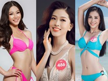 Nhan sắc nóng bỏng của 6 mỹ nhân Việt chinh chiến tại đấu trường quốc tế