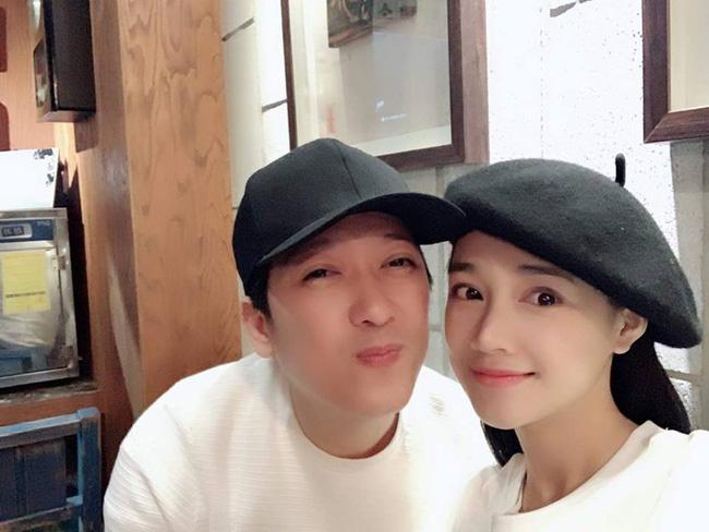 Nhã Phương khoe ảnh 2 vợ chồng hậu chuyến trăng mật Hàn Quốc-1