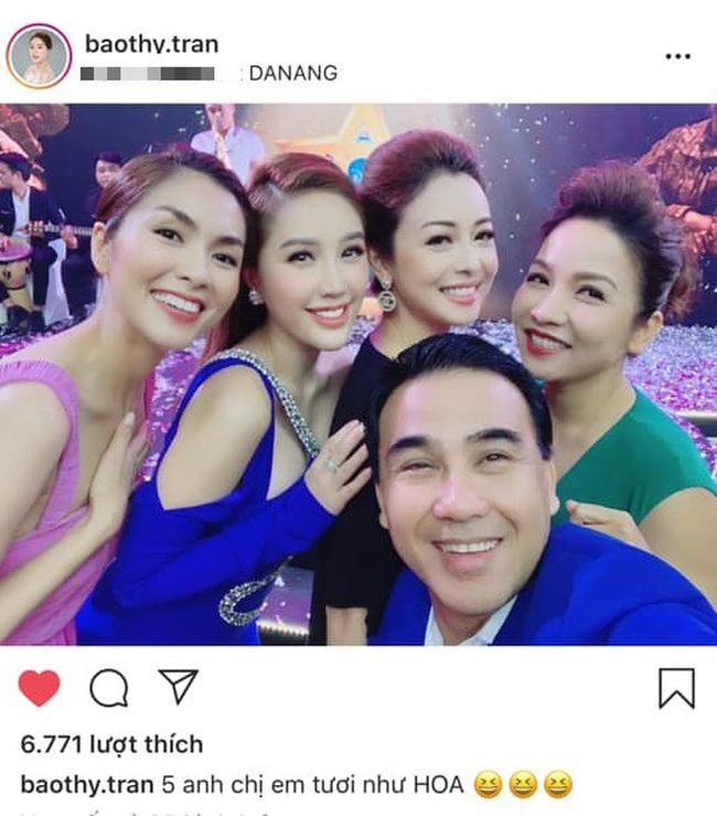 Cùng chung một khung hình, Hà Tăng và Jennifer Phạm khiến dân tình bối rối vì không biết chọn ai đẹp hơn-2