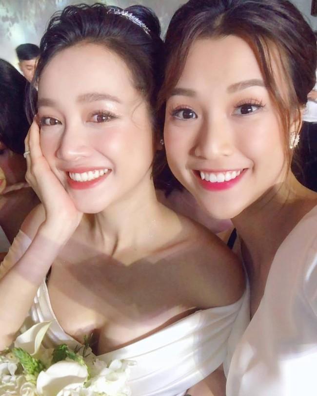 4 cô dâu đẹp nhất Vbiz năm 2018: Mỗi người một vẻ nhưng vẫn có điểm chung nhan sắc, tinh ý một chút là nhận ra ngay-10