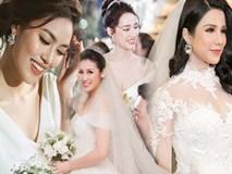 4 cô dâu đẹp nhất Vbiz năm 2018: Mỗi người một vẻ nhưng vẫn có điểm chung nhan sắc, tinh ý một chút là nhận ra ngay