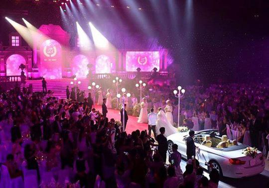 Chủ tịch HĐQT Công ty Cấp thoát nước Quảng Nam nói về đám cưới khủng của con trai-1