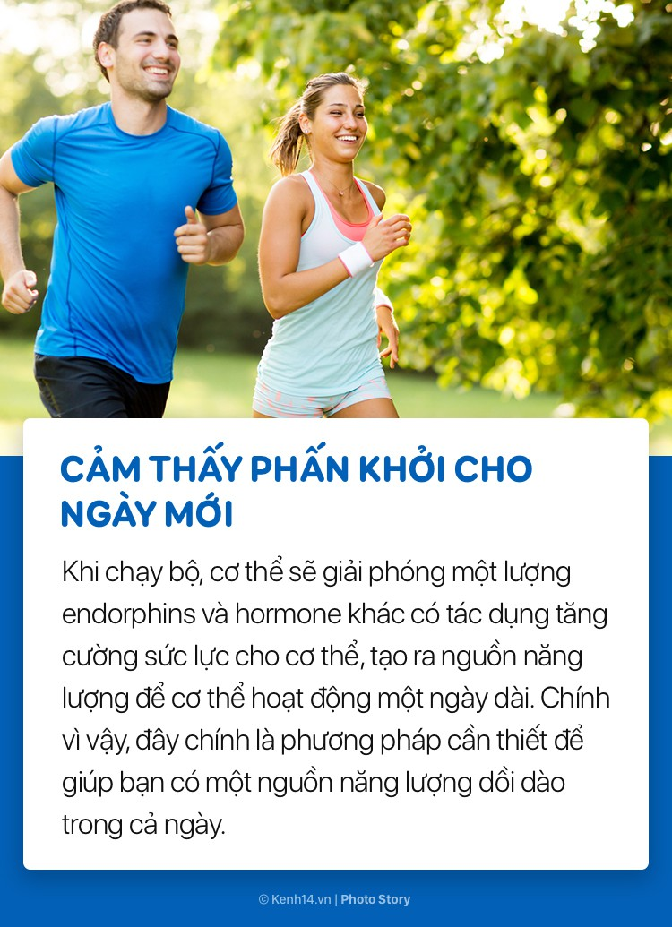 Không chỉ giảm cân, chạy bộ 5 phút mỗi ngày còn có nhiều lợi ích bất ngờ đối với sức khoẻ-1