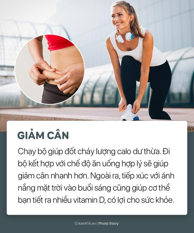 Không chỉ giảm cân, chạy bộ 5 phút mỗi ngày còn có nhiều lợi ích bất ngờ đối với sức khoẻ-3