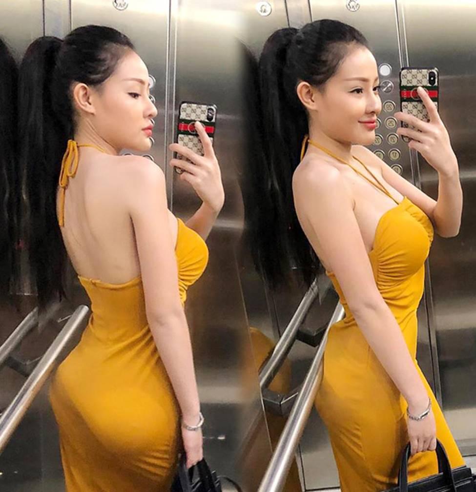 Bị nghi sửa ngực, vợ cũ Hồ Quang Hiếu, Ngân 98 đáp trả đanh thép-17