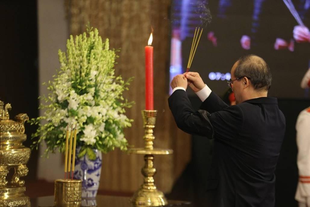 Xúc động lễ viếng nguyên Tổng Bí thư Đỗ Mười tại TP HCM-6