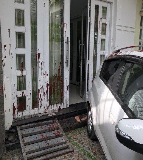 Giám đốc bị siết nợ Audi: Náo loạn khắp khu phố-8