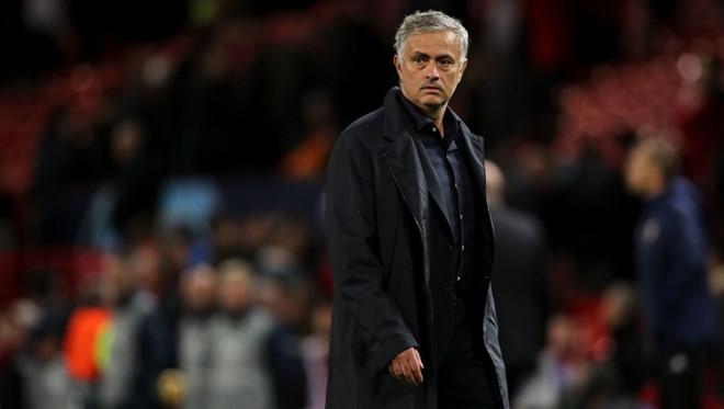 Báo Anh: HLV Mourinho bị sa thải cuối tuần này-1