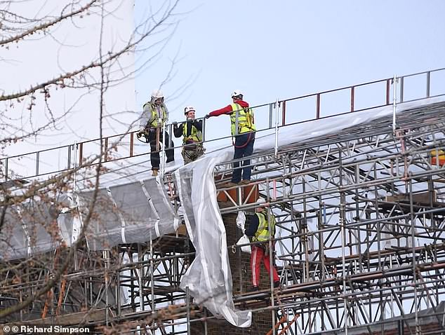 Vợ chồng Công nương Meghan Markle cuối cùng cũng có thể chuyển về nhà mới sau quá trình sửa chữa tốn hơn 42 tỷ đồng-5