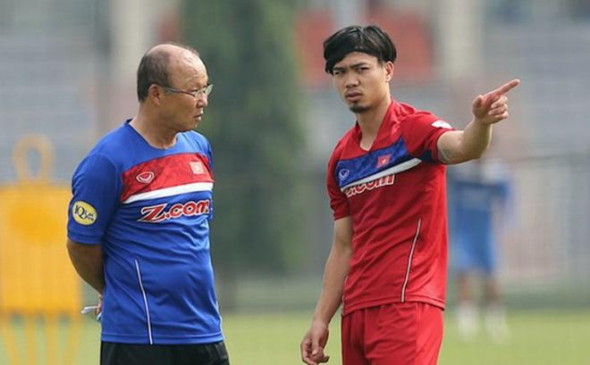 Thầy Park gạch một loạt ngôi sao, chọn 9 cầu thủ CLB Hà Nội-1