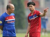 Thầy Park gạch một loạt ngôi sao, chọn 9 cầu thủ CLB Hà Nội