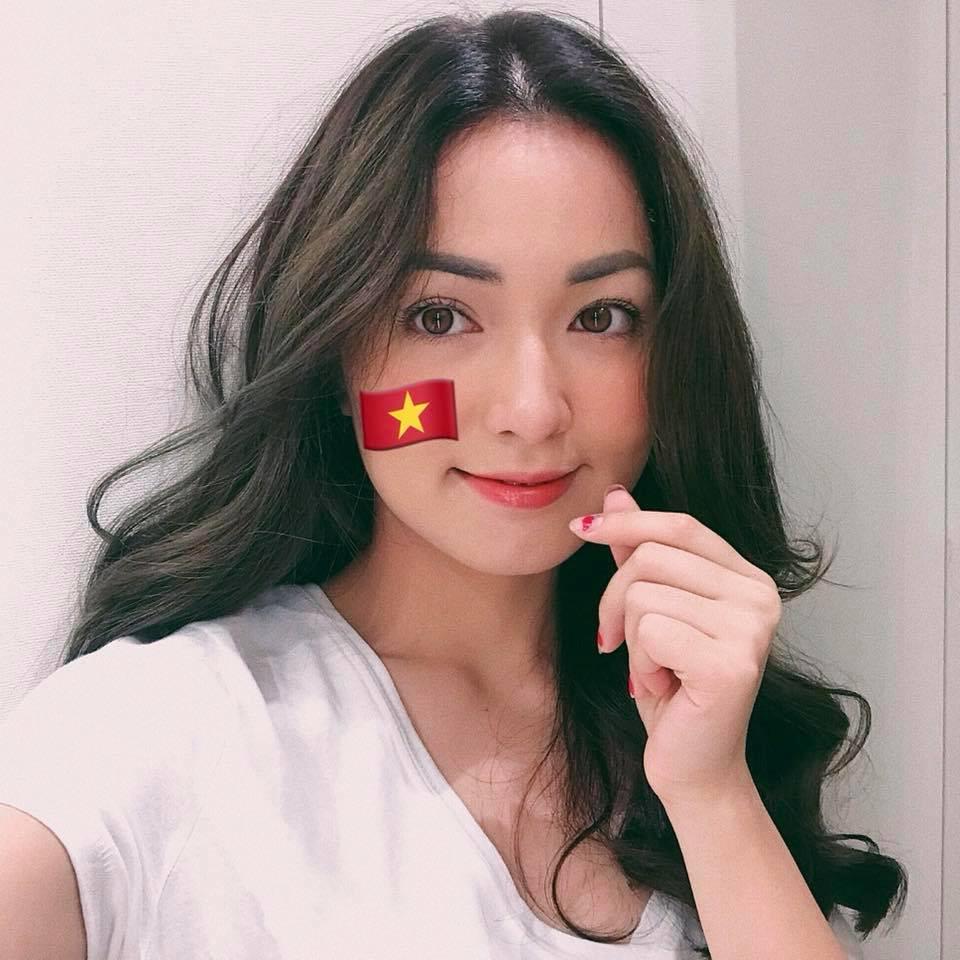 Nhan sắc hoa khôi ĐH Y dược Thái Nguyên 2018 thường bị nhầm là gái Tây-12