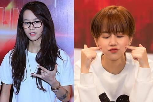 Để tóc tomboy, Tóc Tiên, Miu Lê lên đời nhan sắc, Tăng Thanh Hà có gì đó sai sai-3
