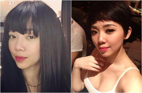 Để tóc tomboy, Tóc Tiên, Miu Lê lên đời nhan sắc, Tăng Thanh Hà có gì đó sai sai-5