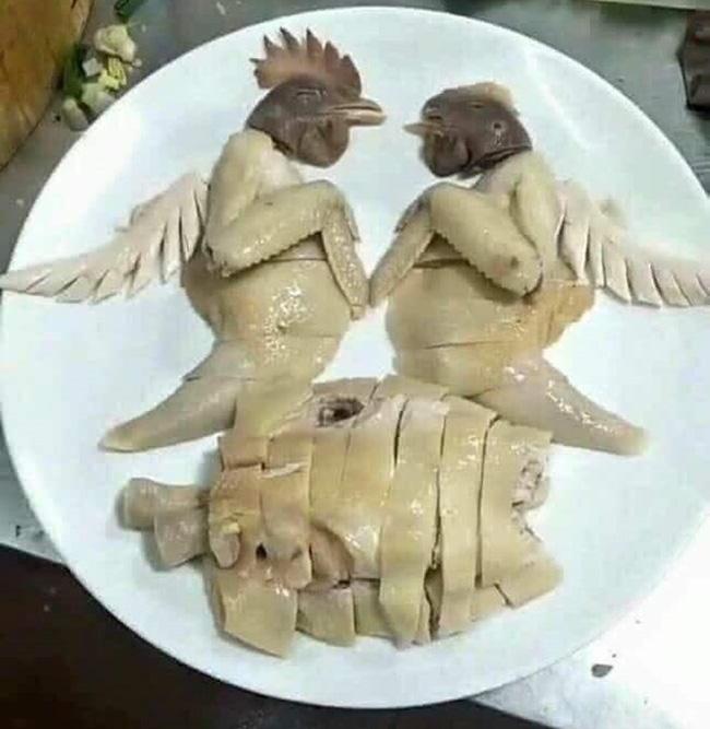Bị mẹ vợ thử thách chặt gà, chẳng những không bị làm khó chàng rể này còn thành công ngoài sức tưởng tượng-2