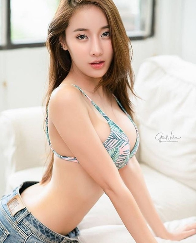 Những tấm lưng gãy nhìn là mê của các người đẹp Á châu-2