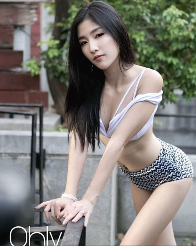 Những tấm lưng gãy nhìn là mê của các người đẹp Á châu-5
