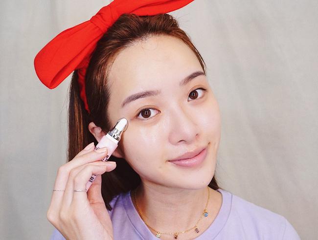 Đến Nhã Phương chắc cũng cần áp dụng cách này mới có thể giảm bớt nếp nhăn quanh mắt-5