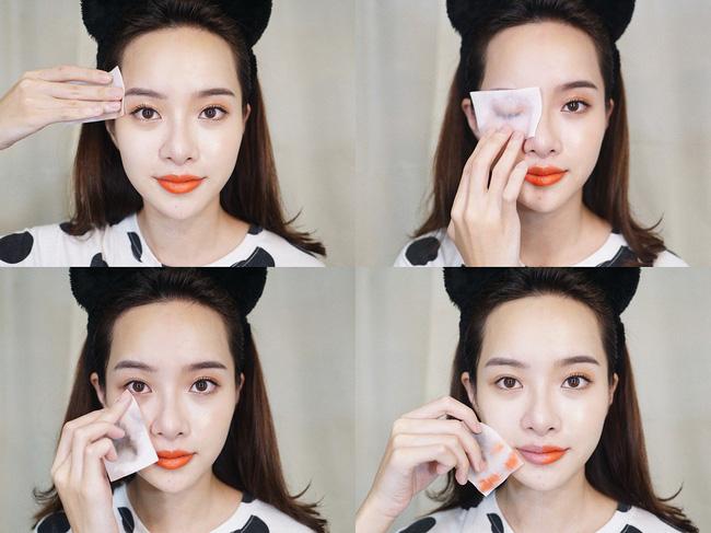 Đến Nhã Phương chắc cũng cần áp dụng cách này mới có thể giảm bớt nếp nhăn quanh mắt-6