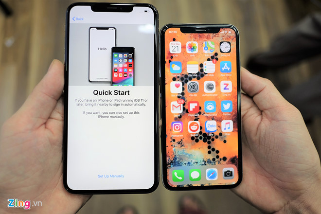 Giá iPhone XS Max 2 SIM rẻ hơn bản 1 SIM tại Việt Nam-1