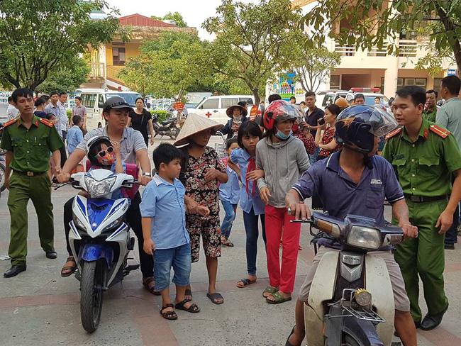 Truy xuất, kiểm tra cơ sở giết mổ cung cấp thịt gà khiến 352 học sinh ở Ninh Bình ngộ độc-3