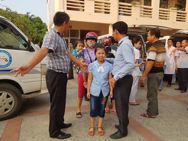 Truy xuất, kiểm tra cơ sở giết mổ cung cấp thịt gà khiến 352 học sinh ở Ninh Bình ngộ độc-4