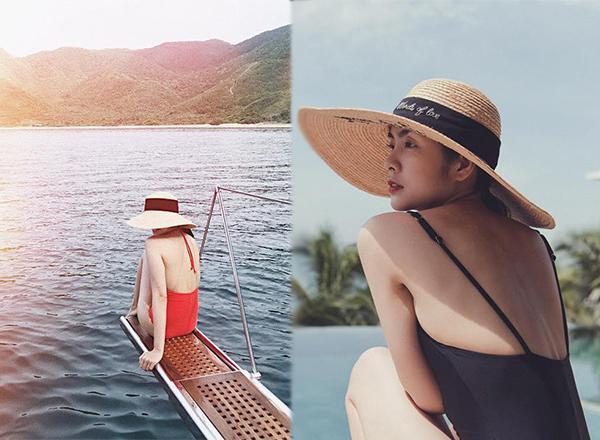 Không khoe thì thôi, cứ mỗi lần khoe dáng với bikini là một lần Hà Hồ khiến fan chao đảo-3