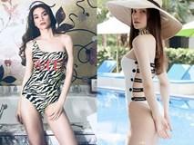 Không khoe thì thôi, cứ mỗi lần khoe dáng với bikini là một lần Hà Hồ khiến fan chao đảo