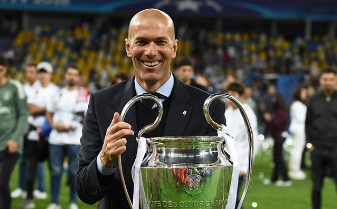 HLV Mourinho vừa thoát hiểm, phía Zidane bất ngờ lên tiếng về chuyện đến Man Utd-1