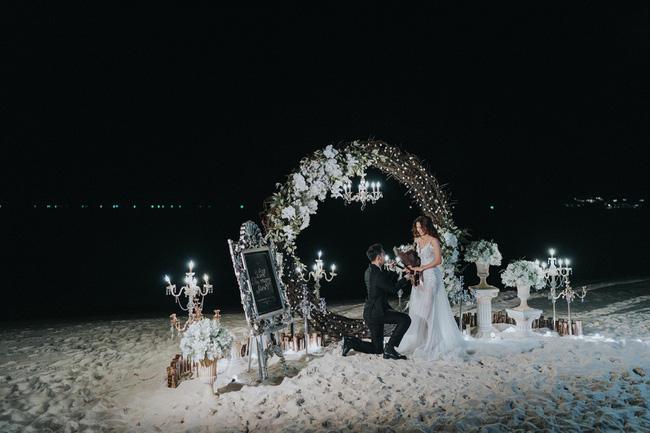 Lộ clip Ưng Hoàng Phúc cầu hôn Kim Cương đầy cảm động sau nhiều năm sống chung-1