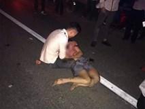 Thanh niên lái xe máy phóng quá tốc độ gây tai nạn, một phụ nữ mang thai chết thảm