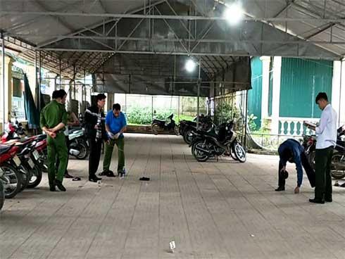 Bắc Giang: Con trai đâm chết bác ruột, cha đi đầu thú nhận tội thay-1