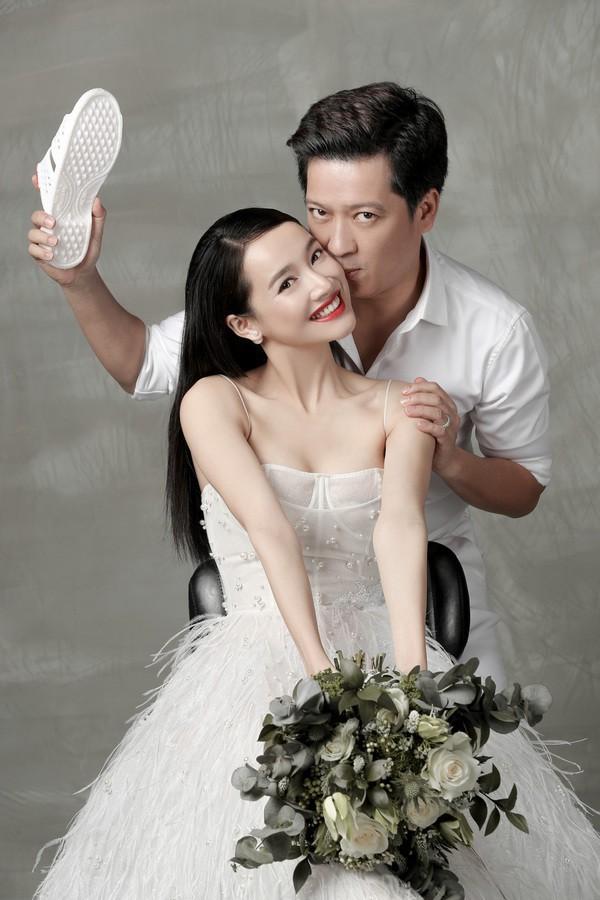Nhã Phương - Lan Khuê: Thật khó để nói ai mới là cô dâu xinh đẹp nhất!-6