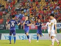 Tiến Linh vượt Công Phượng để trở thành 'vua phá lưới nội' ở V.League