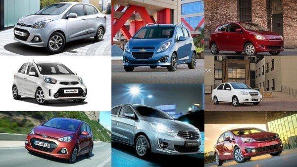 12 mẫu ô tô giá rẻ hạ xuống dưới 400 triệu đồng-1