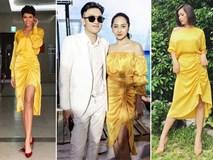 Muốn thành cao thủ mặc đẹp? Bạn hãy nhìn cách H'Hen Niê, Bảo Anh và Ái Phương cùng diện 1 chiếc váy