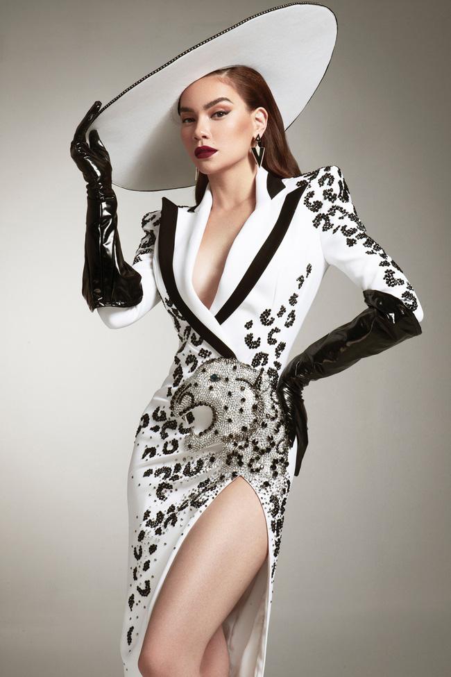 Ngắm nhìn loạt ảnh hóa thân siêu mẫu của Hồ Ngọc Hà, mới hiểu vì sao nữ hoàng giải trí Việt có một chiếc ghế tại Next Top châu Á-6