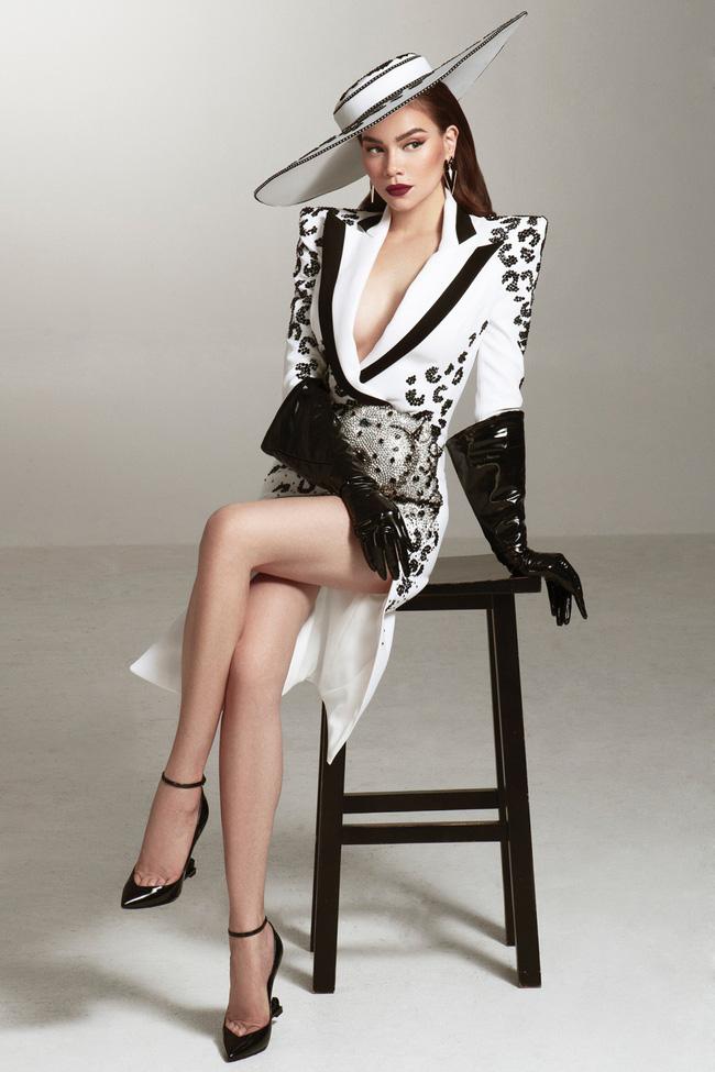 Ngắm nhìn loạt ảnh hóa thân siêu mẫu của Hồ Ngọc Hà, mới hiểu vì sao nữ hoàng giải trí Việt có một chiếc ghế tại Next Top châu Á-7