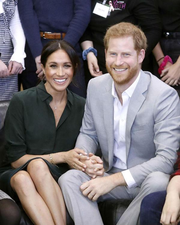 Bạn thân cố Công nương Diana buông lời cay nghiệt, dự đoán vợ chồng Hoàng tử Harry sẽ ly hôn sau 3 năm-3