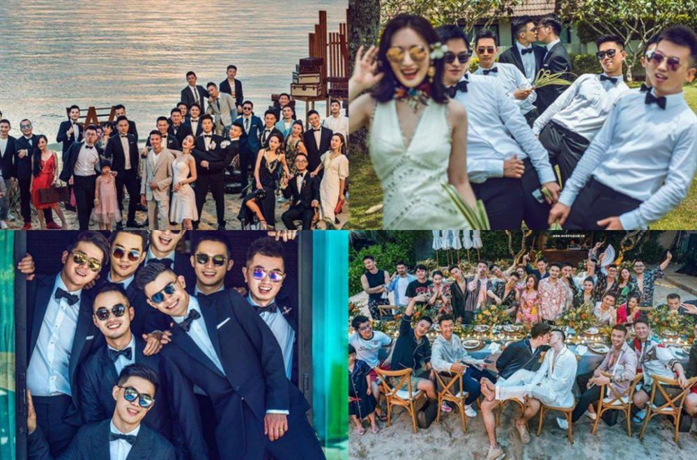 Xôn xao đám cưới đồng tính của chàng doanh nhân thành đạt với cậu sinh viên nghèo-7