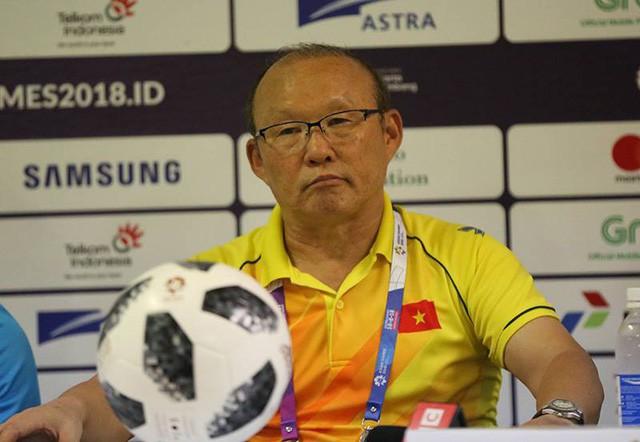 HLV Park Hang Seo chốt danh sách sơ bộ đội tuyển Việt Nam dự AFF Cup 2018-1