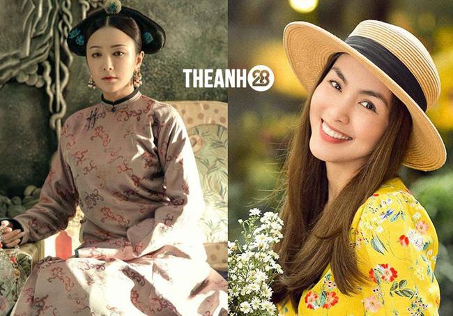 Dân mạng cười ngất với loạt ảnh dàn cast Diên Hi công lược bản Việt: Có cả Tăng Thanh Hà, Kim Hiền, Sơn Tùng M-TP-4