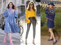 ''Đã mắt'' khi các quý cô sành điệu lên đồ với loạt xu hướng mới của mùa Thu