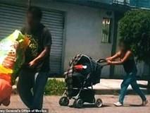 Mexico: Chiếc xe đẩy em bé chứa đầy mảnh thi thể và chân tướng của vợ chồng sát nhân hàng loạt khiến cả nước kinh hoàng