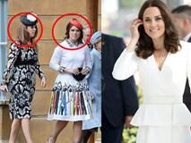 Công nương Kate bất ngờ bị em chồng