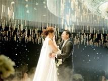 Lan Khuê tung clip toàn cảnh đám cưới đẹp như mơ với chồng đại gia